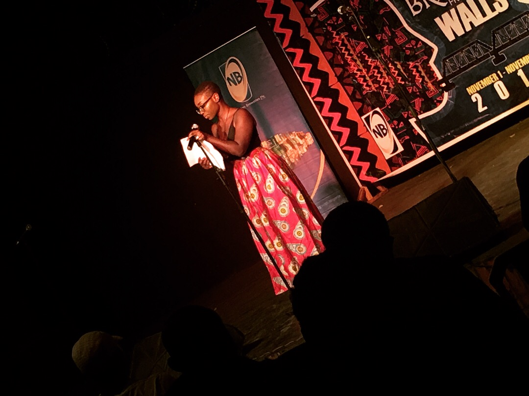 Lagos International Poetry Festival