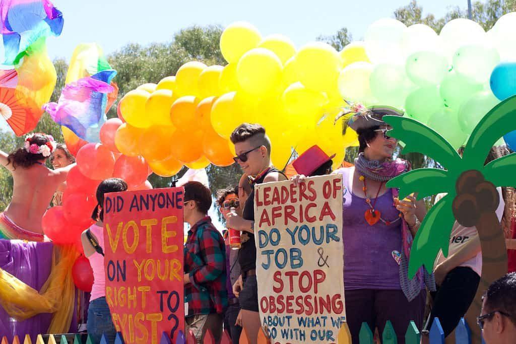 gay Tanzanians